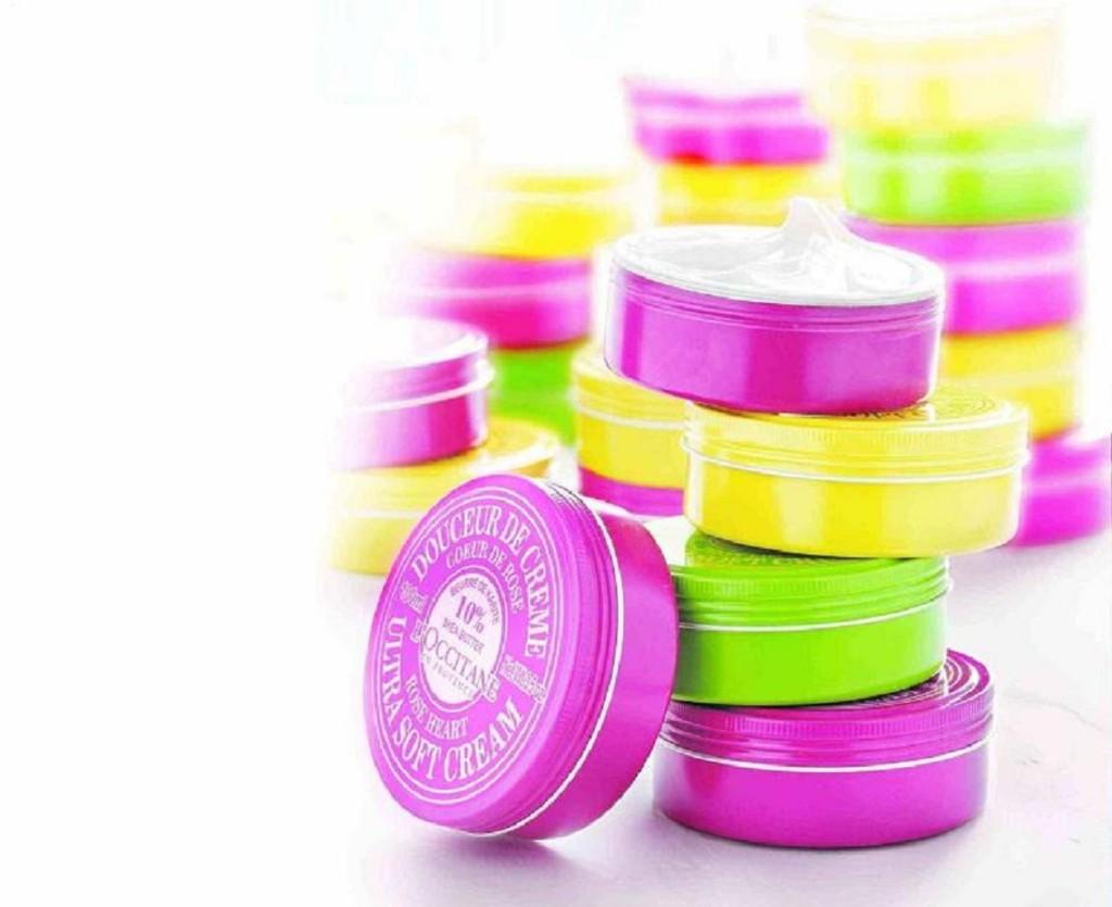 L'Occitane 3 ультранежных крема для тела пр-имидж
