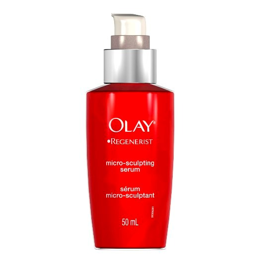 Olay-Regenerist-Micro-Sculpting-Serum-out-of-package