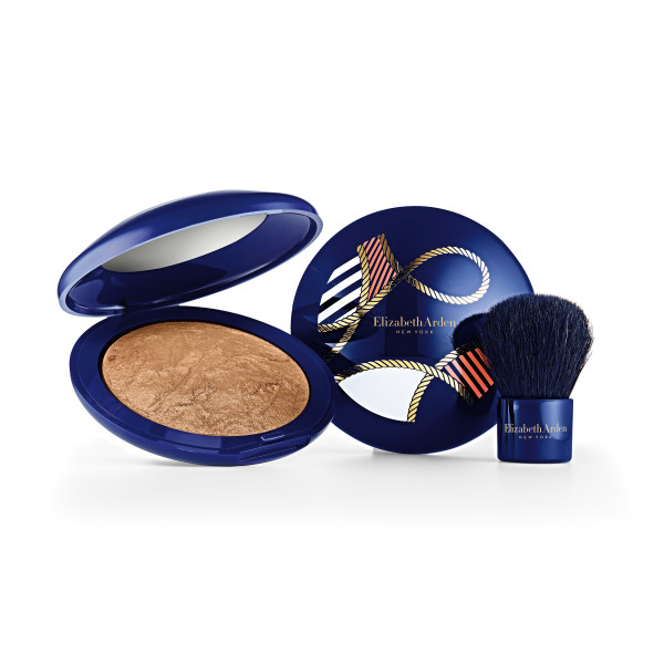 Pure Finish Summer Escape Bronzing Powder - Open and Closed - Warm Glow