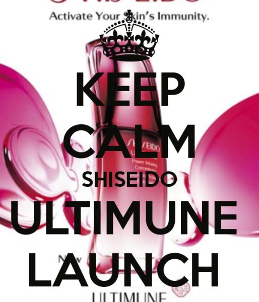 keep-calm-shiseido-ultimune-launch