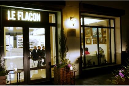 Поиск ольфакторных идей в Le Flacon