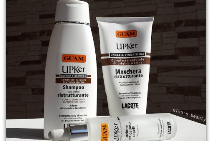 Guam Upker Shampoo, Maschera, Lozione и скидка!