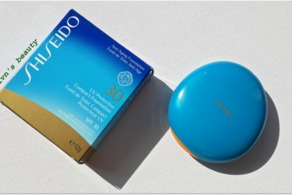 Shiseido UV Protective Compact Foundation SPF 30