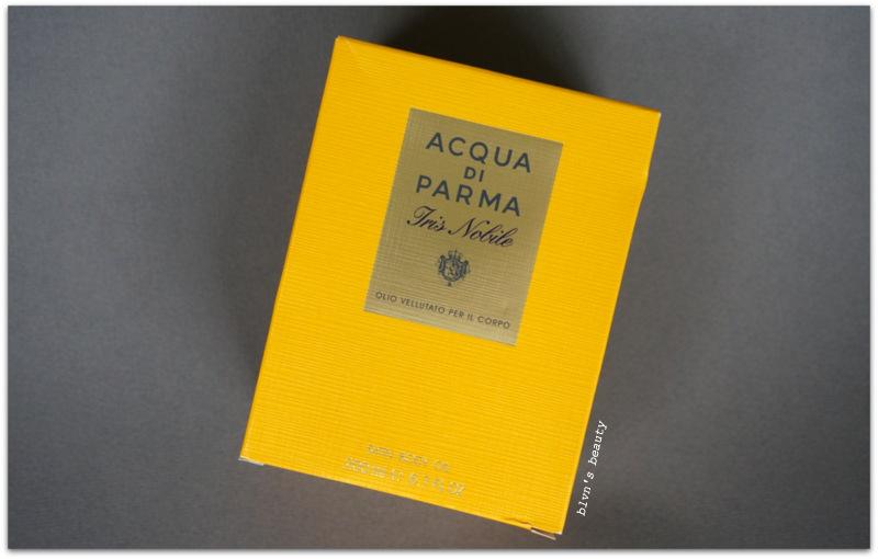 Acqua di Parma Iris Nobile Body Oil