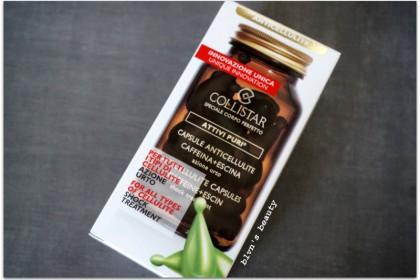 Collistar Anticellulite Capsules Caffeine+Escin