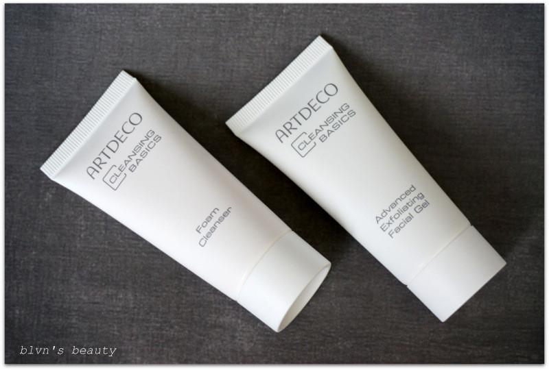 Artdeco Foam Cleanser / Advanced Exfoliating Facial Gel