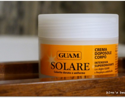 Guam Solare: protection and aftersun