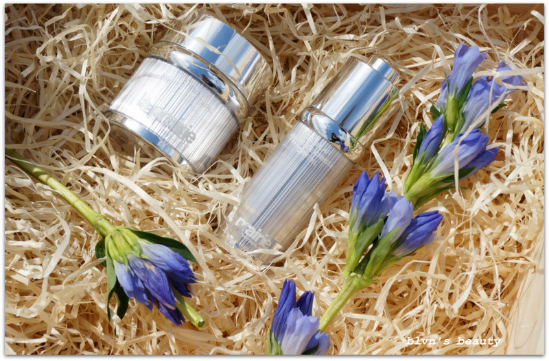 La Prairie Ice Crystal Creme and Dry Oil