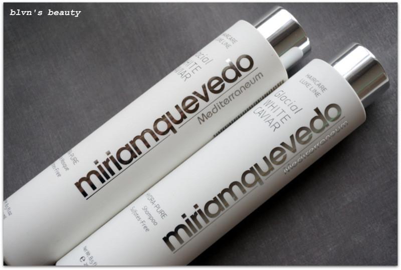 Miriam Quevedo Glacial White Caviar Hydra-Pure Shampoo & Rescue Masque