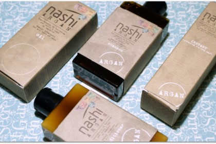 Nashi Argan итальянские средства для волос