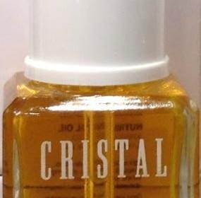 Cristall питательное масло для ногтей и кутикулы
