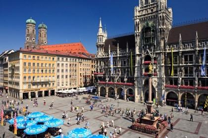 Munich beauty shopping etc.