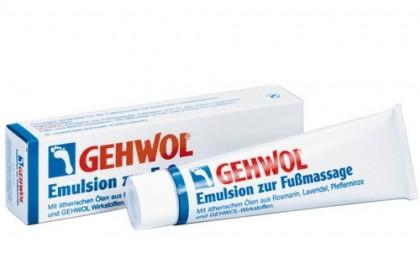 Gehwol Emulsion / Питательная эмульсия для массажа