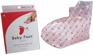 Baby foot - альтернатива педикюру