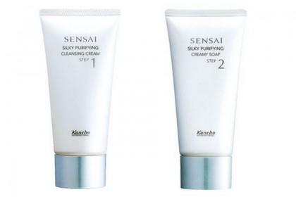 Sensai Cleansing cream / Creamy soap