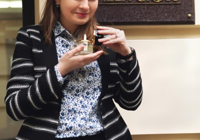 Интервью Kamana о моем парфюмерном гардеробе