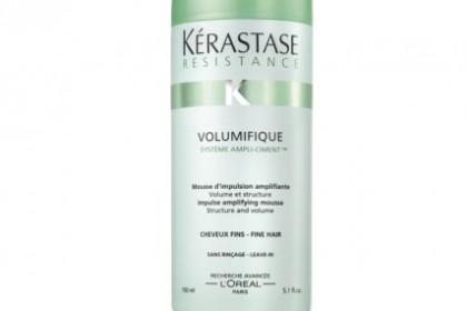 Kerastase Resistance Volumifique мусс для объема