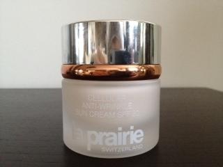 La prairie Cellular anti-wrinkle Sun Cream spf 30/La Prairie Sun Protection Emulsion spf 30