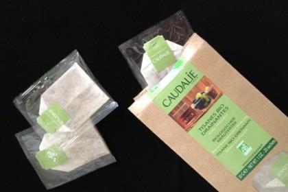 Дренирующий чай Caudalie