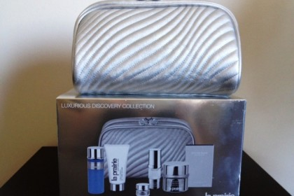 La Prairie, luxurious discovery collection