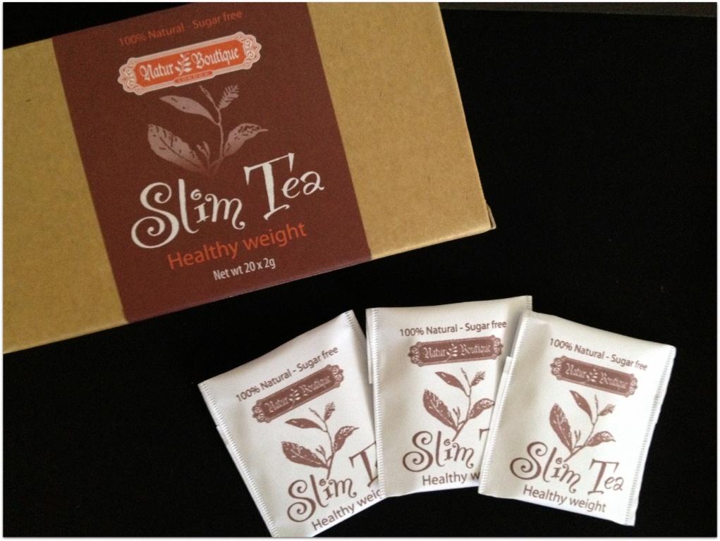 Slim tea, Nature Boutique