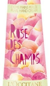 L'occitane Rose des Champs, creme de mains