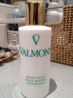 Valmont Magic falls huile mousse nettoyante/Масло для снятия макияжа