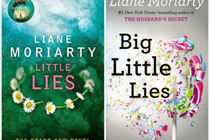 """Лиана Мориарти """"Большая маленькая ложь"""""""