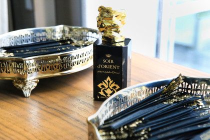 Sisley Perfume Soir d'Orient презентация аромата
