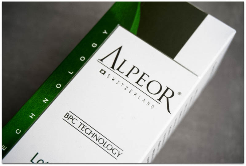 Alpeor gentle cleansing lotion