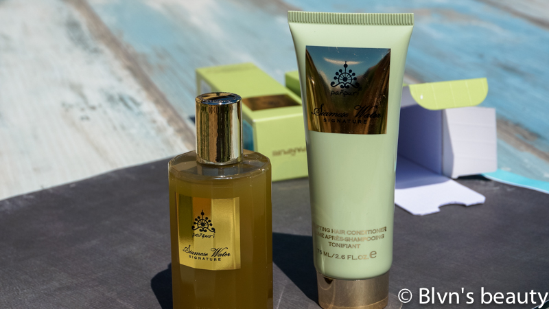 Panpuri Siamese Water Shampoo and Conditioner