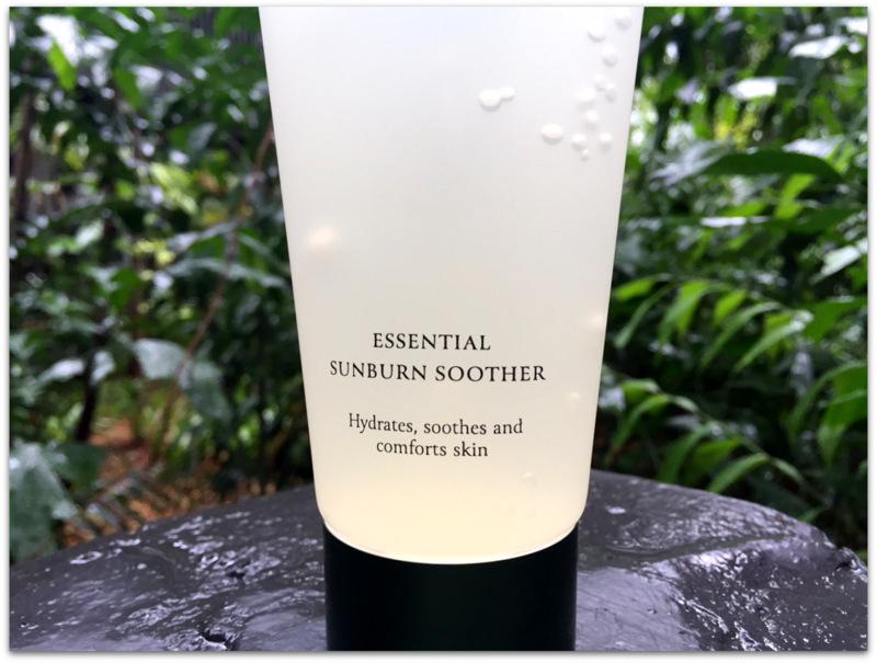 Six Senses Essential Sunburn Soother