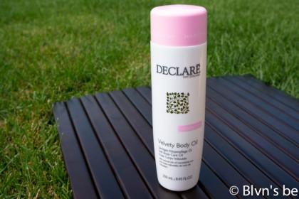 Declare Velvety Body Oil