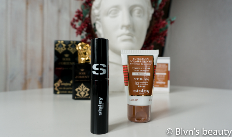 Sisley Spring 2016 : So Curl Mascara and Tinted Sun Care review - part 2