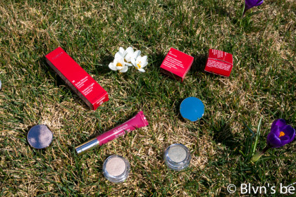 Clarins Spring 2016 Collection
