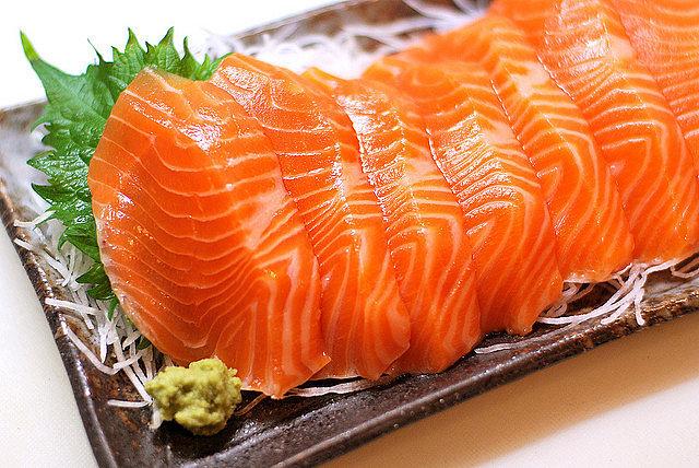 Sashimi-Sampler