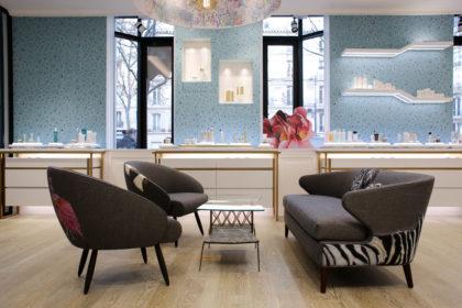 Maison Sisley in Paris