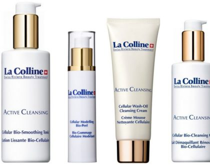 La Colline линия очищения Active Cleansing