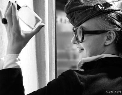 Naomi Goodsir Parfums. Nuit de Bakelite