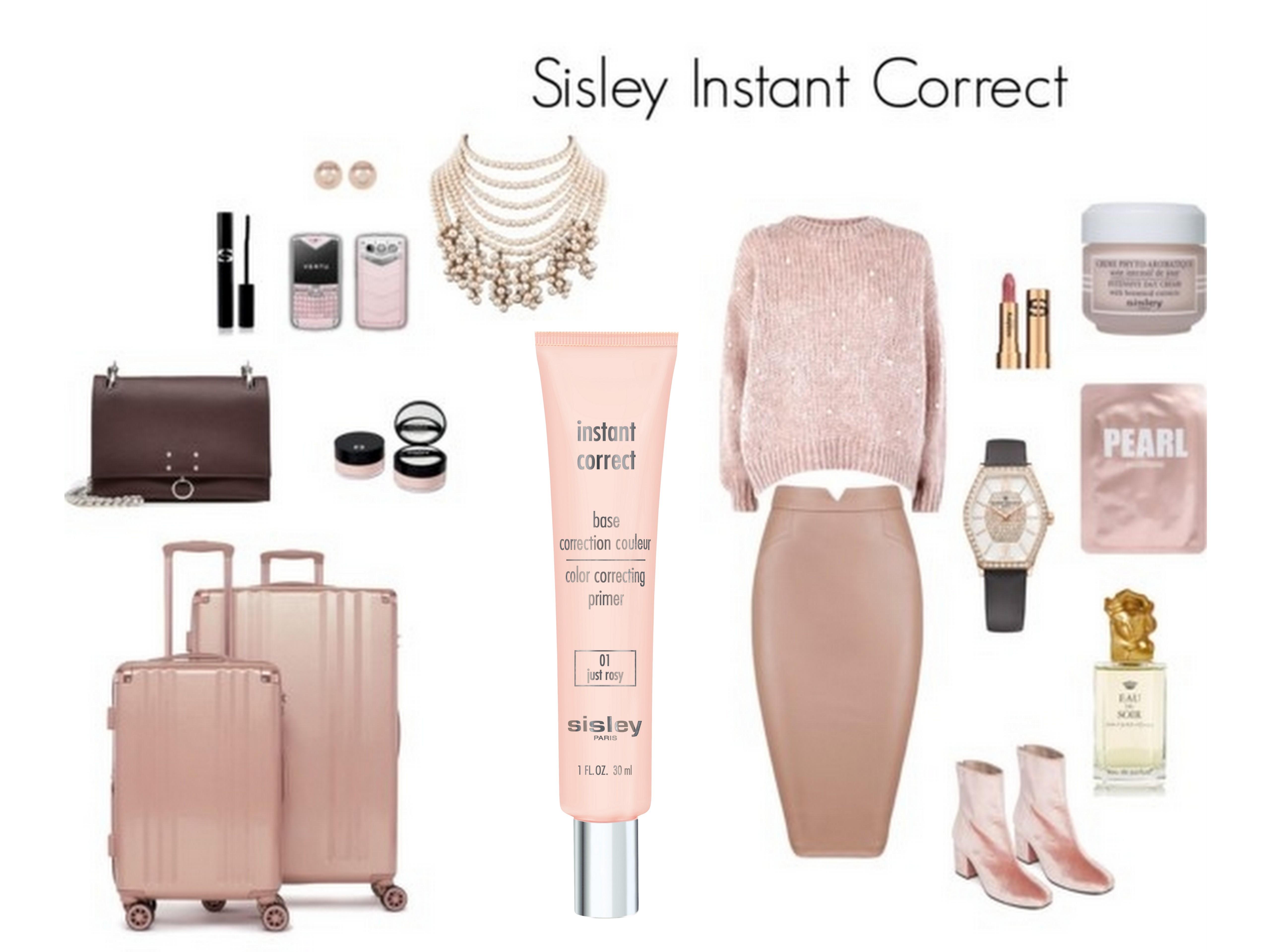 Sisley Instant Correct 01 Just Rosy Праймер для коррекции цвета лица