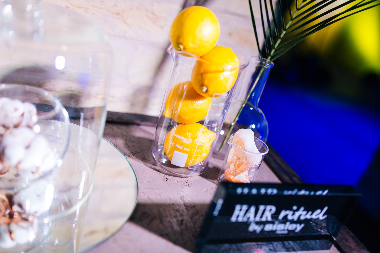 Hair rituel - new hair brand by Sisley