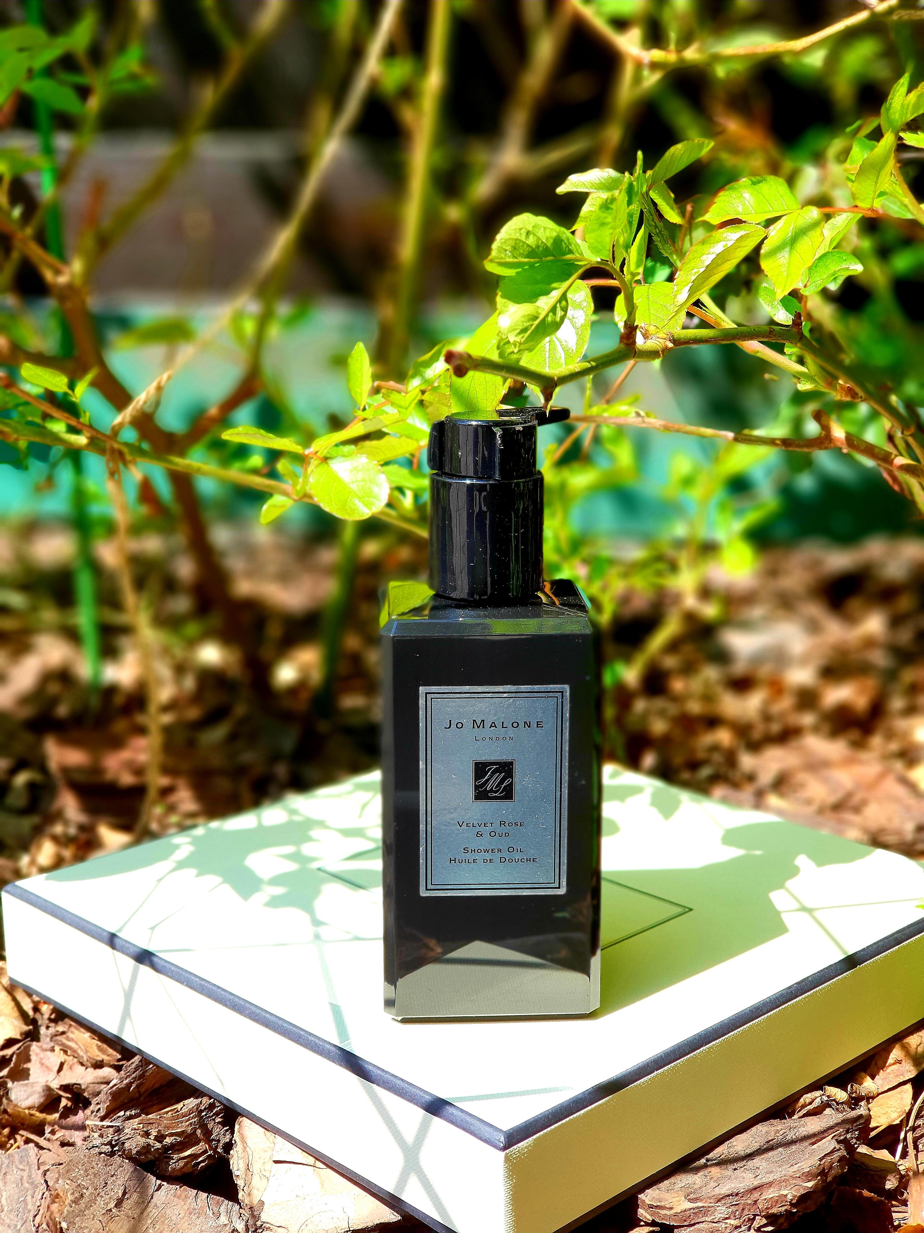 Jo Malone Velvet Rose & Oud Shower Oil